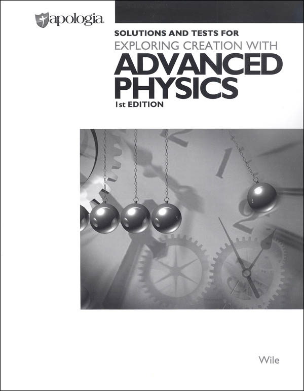 Advanced Physics Solution Manual