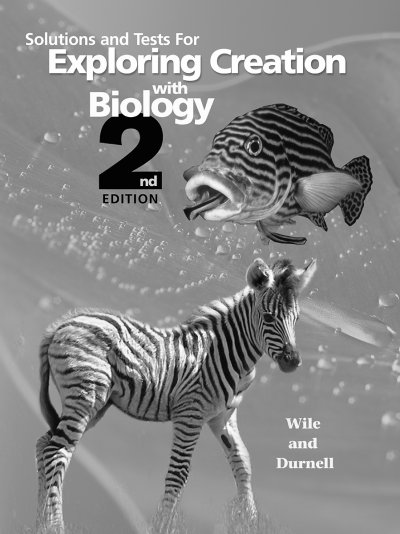 Biology 2nd Ed, Solutions Manual