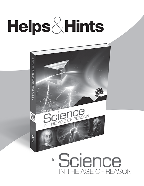 Helps & Hints for Science in the Age of Reason